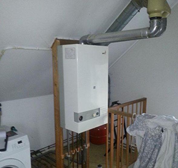 CV-installaties & radiatoren