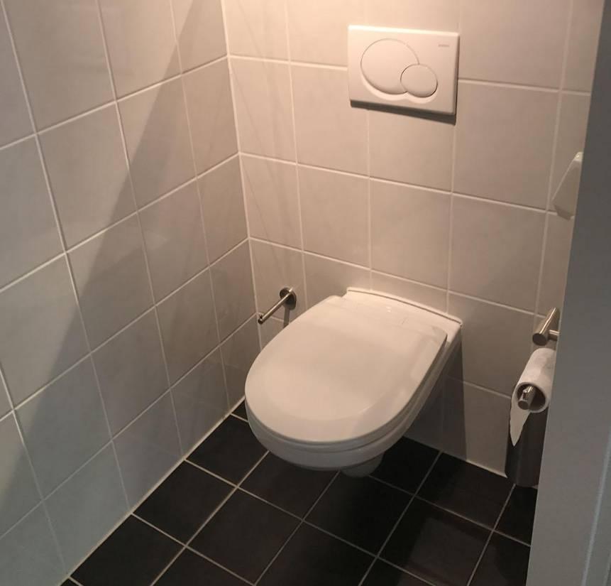 Jeff van Eijk Installatie - Toilet renovatie